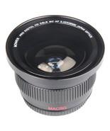 0.42X Wide Angle Fisheye Lens for Canon EOS T5i T5 T4i T3i T2i T1i SL1 T... - $32.99