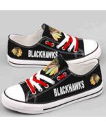 chicago blackhawks shoe women sneakers men fashion ice hockey shoe birth... - $55.99