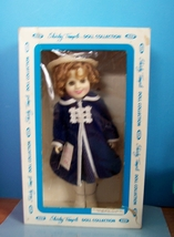 "Ideal  Porcelain Look Vinyl 12"" SHIRLEY TEMPLE as POOR LITTLE RICH GIRL ... - $48.51"