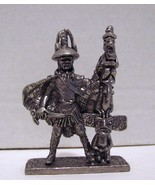 NWSA TWECO Pewter Figurine  Signed by Wanda Scuby - $6.99