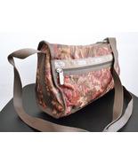 LeSportsac Floral Rose Cross Body Purse Shoulder Bag - $19.99