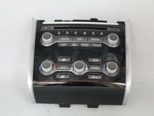 Primary image for 13 14 15 16 17 18 NISSAN PATHFINDER RADIO AUDIO CLIMATE CONTROL PANEL OEM