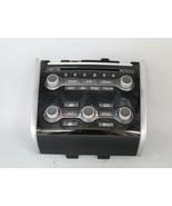 13 14 15 16 17 18 NISSAN PATHFINDER RADIO AUDIO CLIMATE CONTROL PANEL OEM - $84.14