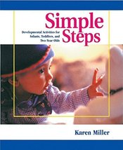 Simple Steps [Paperback] [Sep 15, 1999] Miller, Karen - $11.99
