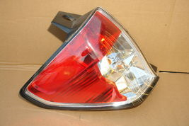 09-13 Subaru Forester Taillight Brake Light Lamp Left Driver Side LH image 4