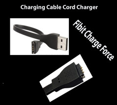 Charging Cable Cord Charger Fitbit Charge Force Bracelet Wristband US se... - $3.29