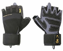 GoFit Diamond-Tac Wrist Wrap Glove - Padded, Flexible, Supportive Fitnes... - £27.05 GBP