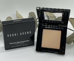 Bobbi Brown Shimmer Wash Eye Shadow #Champagne 13 Brand New In Box 0.10F... - $24.74