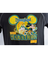 Mickey Mouse Disneyland Half Marathon 2011 Running Shirt Walt Disney Med  - $9.90