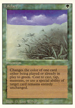 Magic: The Gathering 3rd Edition - Lifelace - $0.25