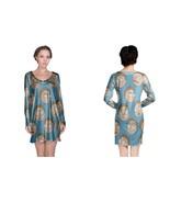 Rick Morty Head Night Dress - $23.99+