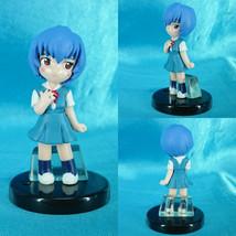 Bandai EVA Evangelion Torikore 2006 Gashapon Mini Figure Rei Ayanami B - $19.99