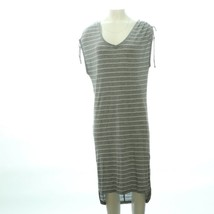 Anthropologie Female Midi Dress Medium Soft Dress - $22.21