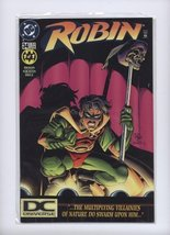 Robin #34 (October) [Comic] [Jan 01, 1996] Dixon - Graves - Dell - $4.89