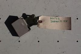 2003-2008 INFINITI FX35 IMPACT SENSOR K6722 - $79.19