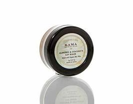 Kama Ayurveda Almond and Coconut Lip Balm, 5g (free shipping world) - $23.16