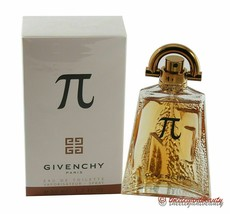 Pi 1.7oz/50ml Edt Spray For Men New In Box By Givenchy - $39.99