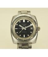 SICURA ( Breitling ) Automatic Armbanduhr 25 J Datum Uhr wristwatch herr... - $180.93