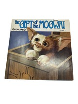 VINTAGE Gremlins Record & Book THE GIFT OF THE MOGWAI Story 1 1984 - $19.79