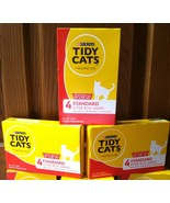 12 Purina TIdy Cats Litter Box Liners-Multiple Cats Lot 3 boxes Heavy Du... - $24.42