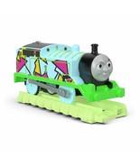 Fisher-Price Thomas & Friends TrackMaster Hyper Glow Thomas Engine NEW - $33.65