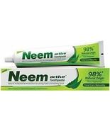 2 X Neem Active Toothpaste  Complete Care Neem Active Paste 200gm  Vegetarian - $16.00
