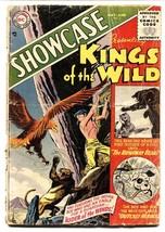 Showcase Comics #2 1956- Kings of the Wild- Rare DC Silver Age- Joe Kube... - $363.75
