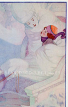 The SNOW QUEEN by Ben Kutcher 1930 In Kay's Eyes She Was Perfect 1st Edition Ill - $32.90