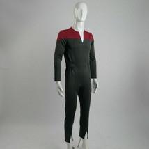 Star Trek Deep Space Nine Cosplay Commander Sisko Duty Uniform Jumpsuit ... - $44.63