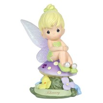 Precious Moments, Disney Showcase Collection,  February Fairy As Tinker ... - $27.23
