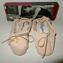 Capezio 2030C Cobra Canvas Split Sole Pink LPK Shoes Size 10M 10 M - $7.69
