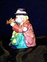 Emmett Kelly Clown Music Box Vintage AA19-1440 image 4
