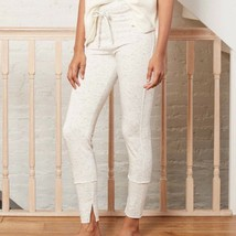 A New Day NWT Womens L Cream Off White Heather High Waist Lounge Leggings - $11.27
