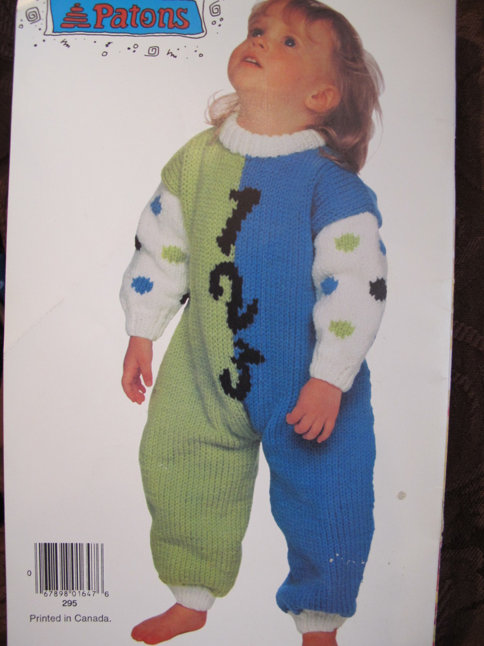 Patons Knitting Patterns Sweaters Pants Jackets Hats Romper Suit CHILDREN 1 - 4