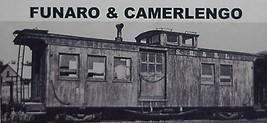Funaro & Camerlengo HOn3 SR&RL Caboose # 551 Kit 5030 image 2