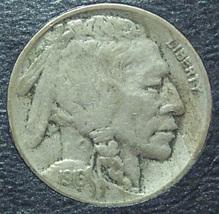 1916-S Buffalo Nickel VF #0808 - $33.99