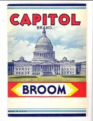 Capitalbroomlabel