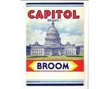 Capitalbroomlabel thumb155 crop