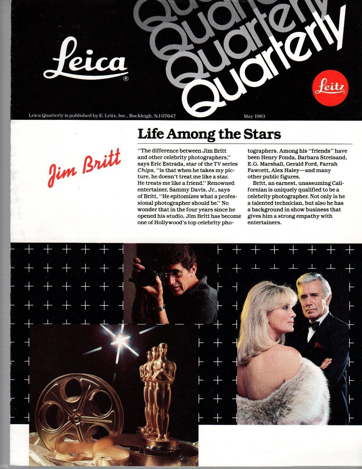 Primary image for Leica Quarterly Magazine May, 1983