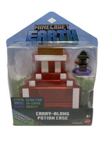 Minecraft Earth Carry Along Potion Case Set W9 - $16.53