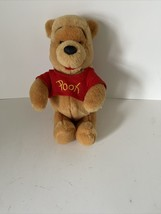 "Winnie the Pooh plush 12"" Disney 24800 - $9.90"