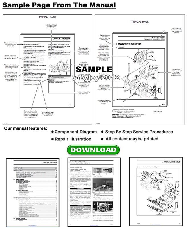 ISUZU RODEO 1998 - 2004 OEM FACTORY SERVICE REPAIR MANUAL IN FAST PDF DOWNLOAD