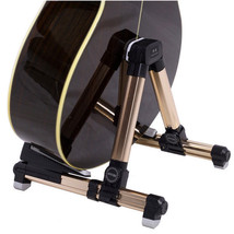 Aroma AGS-08 Foldable Metal Stand For Guitar Electric or Acoustic Guitar - $29.99