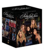 Pretty Little Liars The Complete Series 1-7 Seasons 1 2 3 4 5 6 7 DVD Br... - $47.50