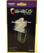 Zagg Invisible Shield Blackberry 9630 Tour Full... - $10.70