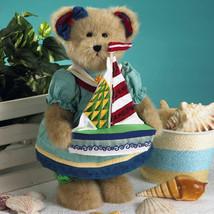 "Boyds Bears -Jim Shore ""Down By The Sea"" #4014726 -14"" Plush Bear- 2009- Retired - $54.99"