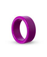 "LeLuv 1.50"" Napkin Ring 6 PACK 3D Print Kitchen Holder Smooth Polish, Pi... - $39.99"