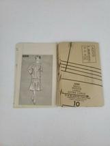 Vintage MARIAN MARTIN Sewing Pattern 4209 Two Piece Dress Size S M L XL ... - $29.99