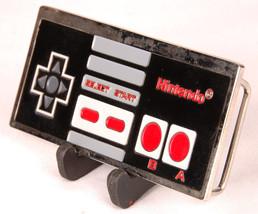 "NINTENDO Belt Buckle-NES Controller-2006-Video Game-Mario-Vtg-Fits 1.5"" ... - $14.01"