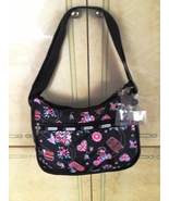 Lesportsac Disney IASW Fancy That Collectionl Classic Hobo Crossbody - $199.00